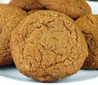 english ginger cookies