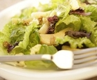 Stilton pear salad