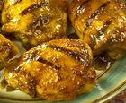Jamaican grilled chicken