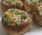 french stuffed mushrooms