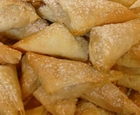 greek cheese triangles