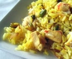 Turkey-Chicken-Pilaf