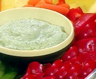 green curry dip