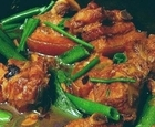 pork with sweet bean sauce